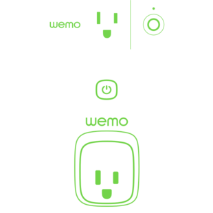 WeMo Smart Plug: Toggle on/off.