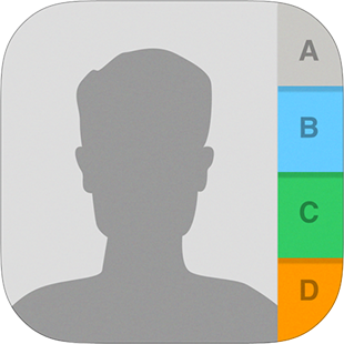 iOS Contacts